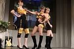 Doteky módy 2012 v Prostějově - finálový galavečer