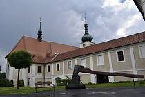 Deník na návštěvě v Konici a na tamním zámku