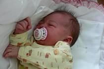 Samanta Kotlárová, Smržice, narozena 4. srpna, 50 cm, 3500 g