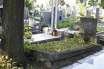 Hřbitov v Prostějově