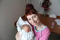 Magdaléna Bušinová, Vojtěchov-Laškov, narozena 6. února 2019, míra 49 cm, váha 3150 g