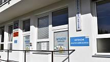Infekční oddělení v prostějovské nemocnici