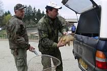 Pokud byli rybáři úspěšní, mohli si vybrat, co z úlovku si odvezou domů.