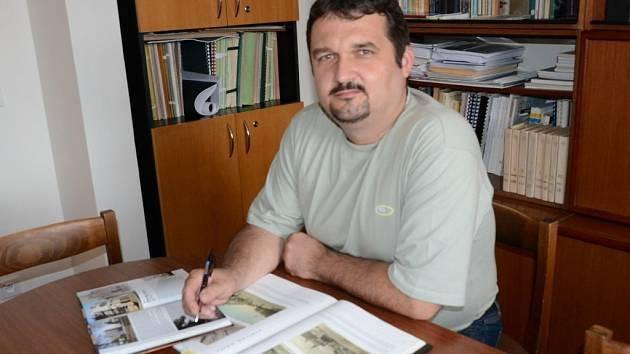 Daniel Zádrapa - ředitel prostějovského muzea