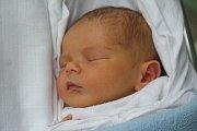 Vítězslav Fedor, Prostějov, narozen 18. října v Prostějově, míra 49 cm, váha 3250 g