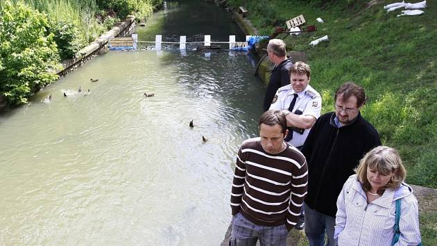 Říčka Blata - 16.7.2012