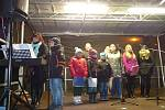 Česko zpívá koledy v Plumlově 2016