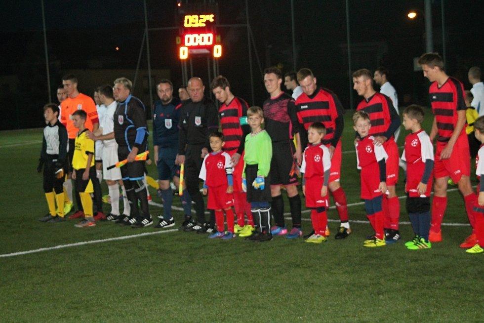 Ve středu 25. října 2017, se v Konici odehrálo finálové utkání fotbalového poháru OFS Prostějov mezi Sokolem Konice a FC Kralice na Hané