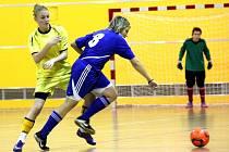 Turnaj fotbalistek v Čajkaréně. Ilustrační foto