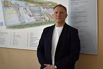 Jan Vařeka - předseda představenstva Pily Javořice ve Ptení