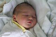 Agáta Brlicová, Kraličky, narozena 2. listopadu, míra 51 cm, váha 3850 g
