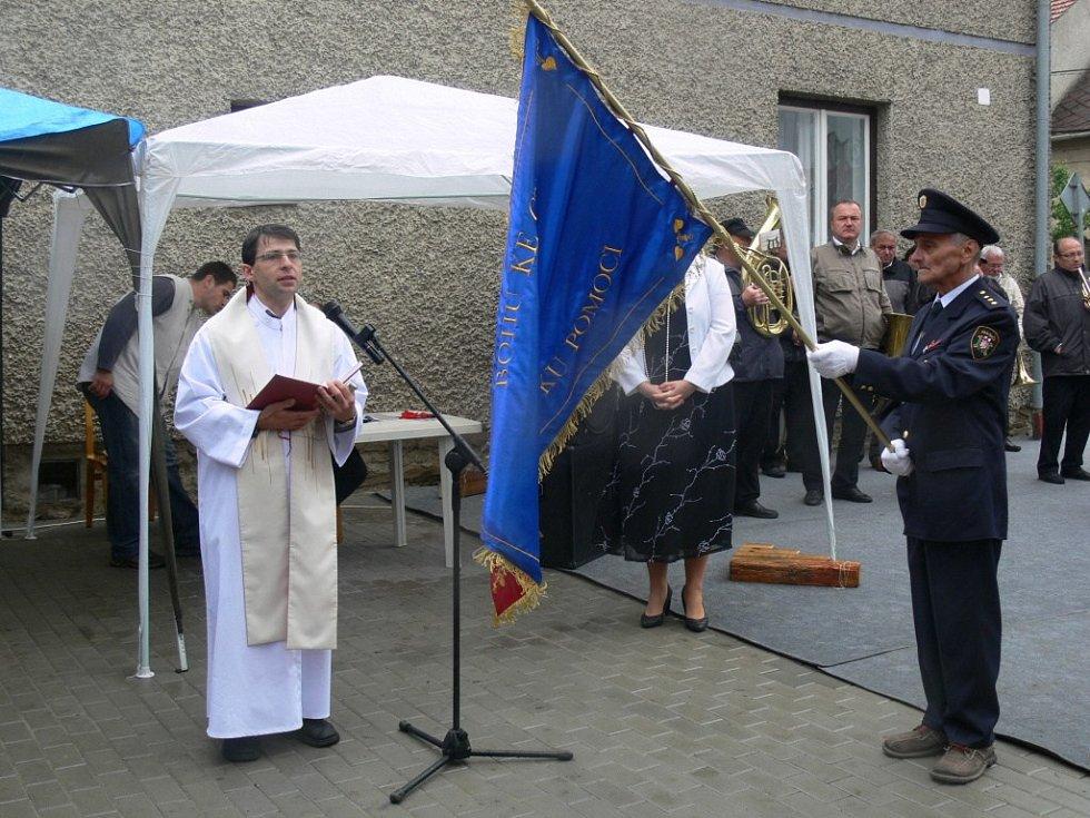Oslava 120. výročí založení jednotky dobrovolných hasičů v Držovicích