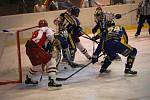 Jestřábi porazili Draky ze Šumperka v druhém vzájemném přípravném zápase 5:4