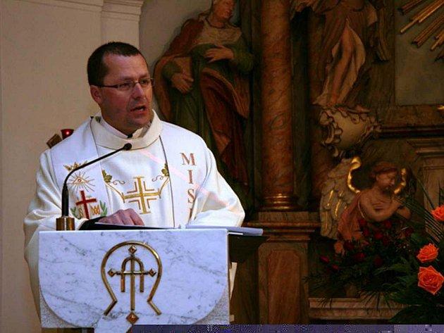 Misionář Tomasz Waściński