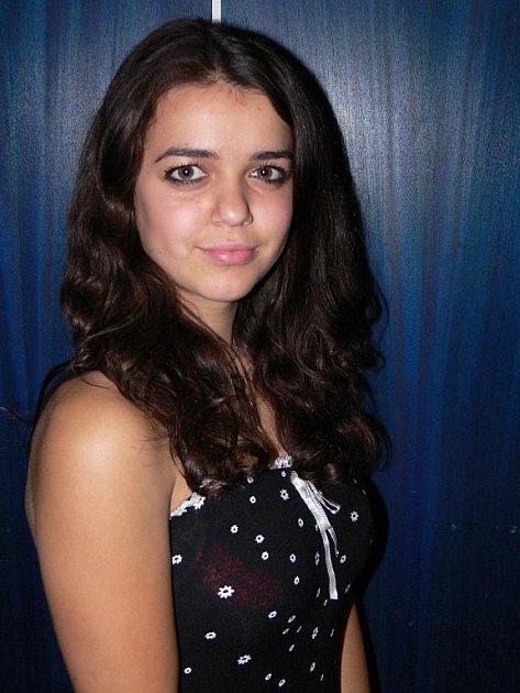 Martina Fischerová, 16let