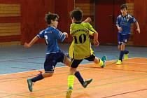 V Nezamyslicích na Hané se odehrály turnaje OFS Prostějov v kategoriích mladších a starších žáků.