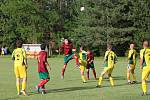 Fotbalisté Vrchoslavic se po roce vracejí do I.B třídy. 15.6. 2019