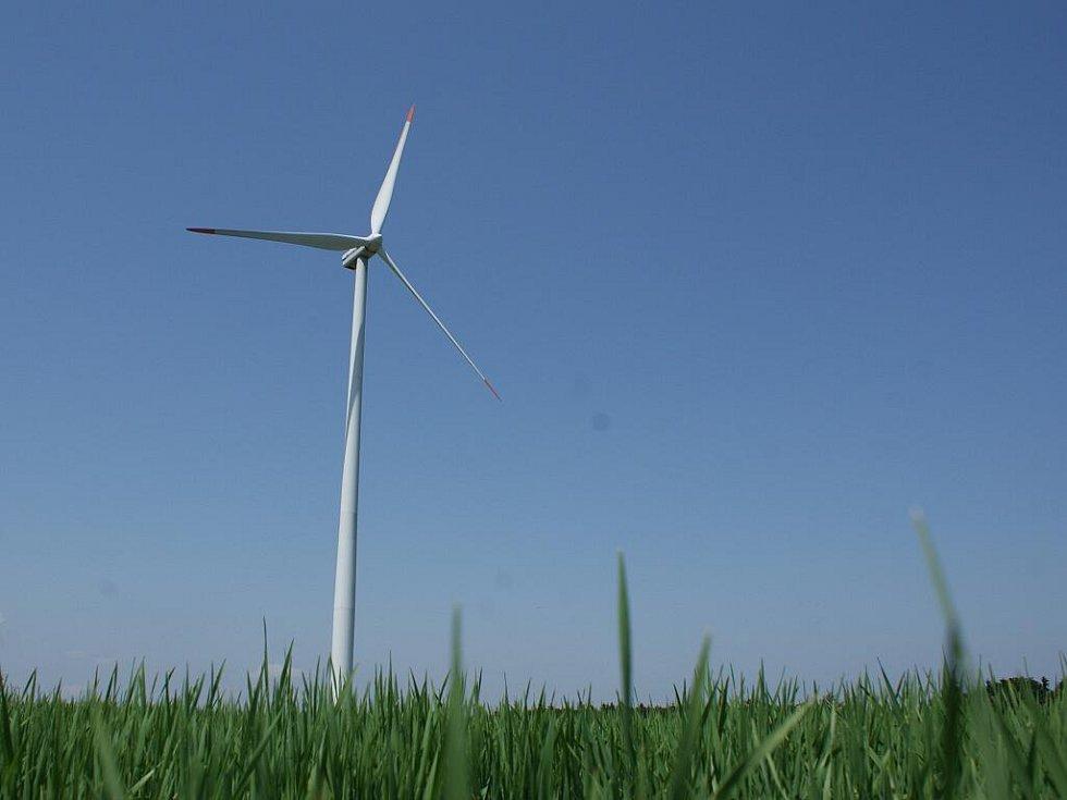 Den větru v Drahanech