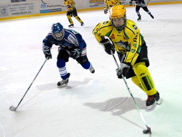 Mezinádrodní hokejový turnaj SIDA Cup v Prostějově. Ilustrační foto