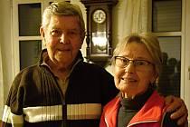 Manželé Šrámkovi oslaví v červenci 60 let společného života.