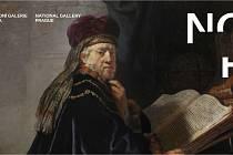 Přednáška on-line k výstavě Rembrandt: Portrét člověka