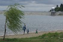 Plumlovská přehrada. Ilustrační foto.