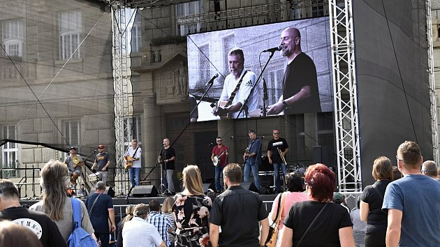 Hanácké slavnosti v Prostějově 2020