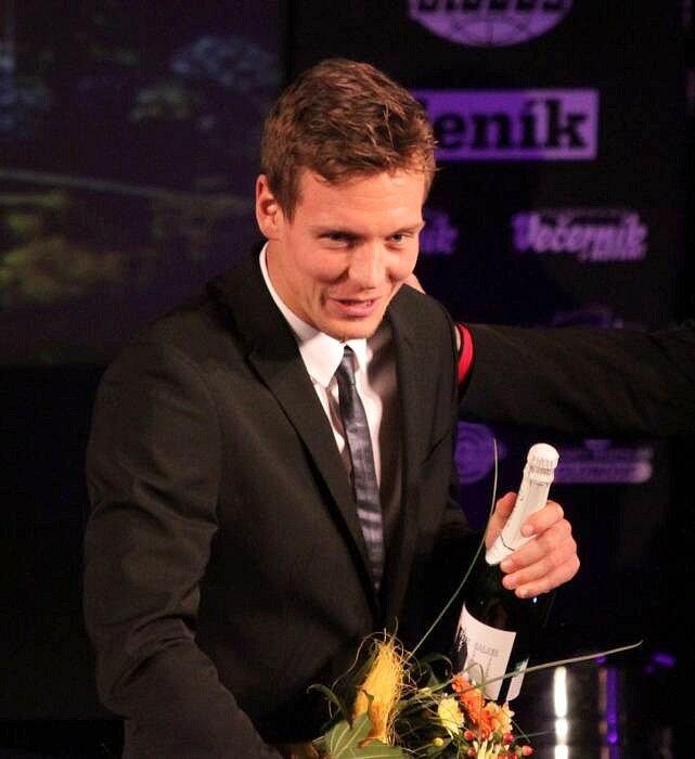 Předávání cen Sportovec Olomouckého kraje 2012: Tomáš Berdych