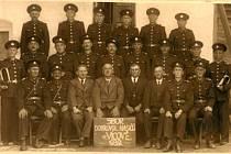 Sbor dobrovolných hasičů 1939 – Sbor byl ve Vícově založen v roce 1891. Dodnes má v obci důležité postavení.