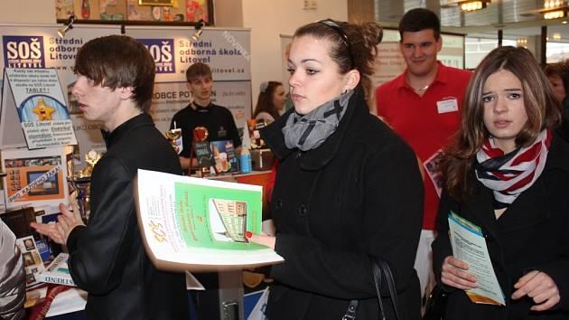 Scholaris 2013 - Přehlídka škol v Prostějově