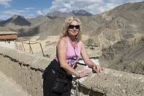 Světlana Nálepková a její zážitky z Himalájí