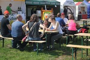 Pivní slavnosti byly letos na Plumlovské