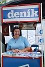 Josefkol 2013 - Stánek a kavárna Deníku