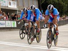 V pátek zažil prostějovský velodrom vrchol své sezony, Grand Prix Prostějov – Memoriál Otmara Malečka, nejprestižnější závody v dráhové cyklistice na českém území.