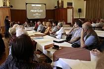 Veřejné projednávání návrhu územního plánu města Prostějova