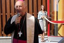 Slavnostní otevření nové budovy církevní základní školy v Prostějově