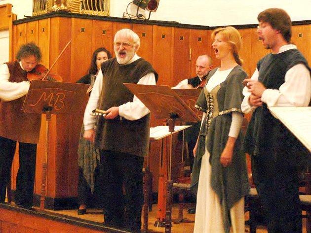 Prostějovské dny hudby zahájila Musica Bohemica.