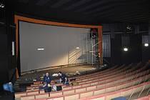 Prostějovské Kino Metro70 prošlo výraznou modernizací.