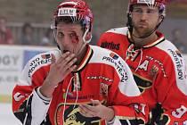 Prostějovští hokejisté znovu padli. Na domácím ledě v první lize ještě nebodovali. Jejich skalp naposledy získal Šumperk, a to výhrou 5:2. Zraněný Marek Indra