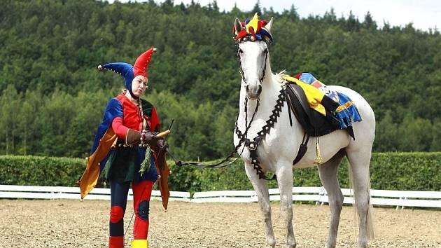 Jezdecký den na Běláku