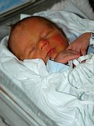 Albert Mládek, Prostějov, narozen 14. prosince, 49 cm, 3100 g
