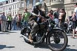 Sraz veteránů v Prostějově