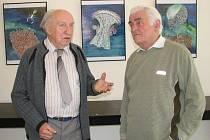 Zdeňek Fuksa (vlevo)