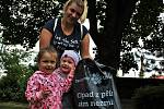 Dobrochovští zvítězili ve fotosoutěži na téma akce Ukliďme svět, ukliďme Česko.