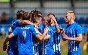 Fotbal - připrava - Prostějov - FC Baník Ostrava