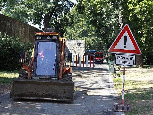 Smetanovy sady - 19. července 2011