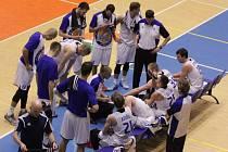 Basketbaloví Orli si v sobotu vyšlápli na svitavské Tury.
