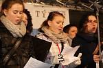 Česko zpívá koledy, 11.12. 2013, Prostějov