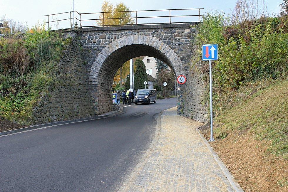 Slavnostní otevření rekonstruovaného úseku průtahu Konice směrem na Jevíčko