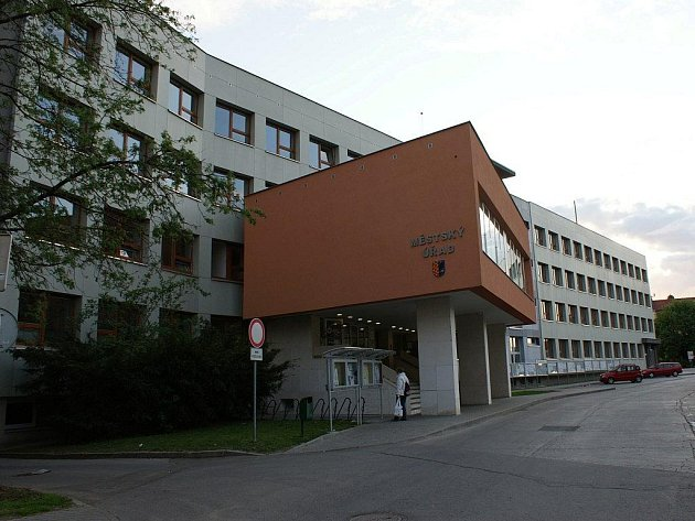 Městský úřad v Prostějově